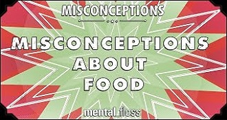 Misconceptions About Food