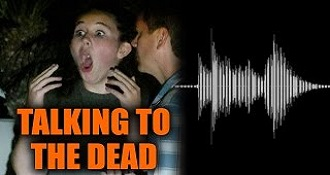 Talking To Ghosts Prank
