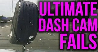 Ultimate Dash Cam Fails Compilation