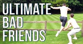 Awesome 'Bad Friends' Fail Compilation
