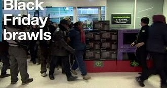 The Madness That Goes on at BlackFriday