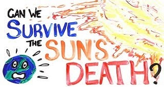 Can We Survive The Sun's Death