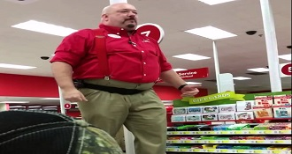 This is Target! Pep Talk
