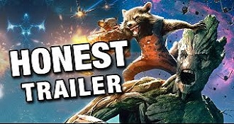Trailers of Guardians of the Galaxy