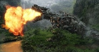 Transformers Age of Extinction VFX