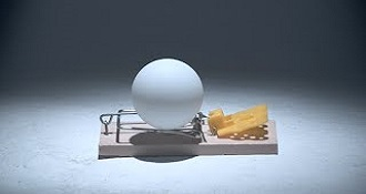 Mouse Trap Ping Pong Ball Chain Reaction