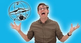 People Fly A Brain Controlled Helicopter