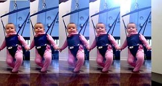 And The Best Editing of a Baby Video Award Goes To