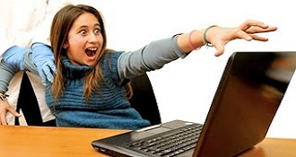 Are You Addicted To The Internet