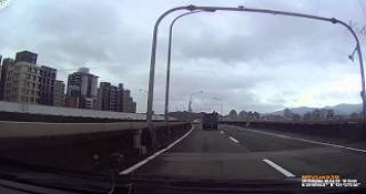 Camera Captures Footage As TransAsia Airplane Crashes Into Bridge