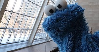 Cookie Monster Has Some Very Deep Thoughts