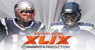 EA Predicted The Patriots Would Win…