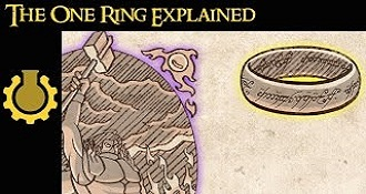 Lord Of The Rings Mythology Part 2
