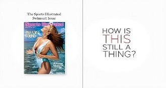 Sports Illustrated Swimsuit Issue - How Is This Still a Thing
