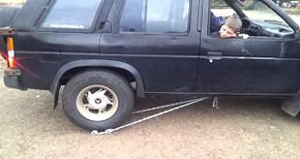 Truck Couldn't Reverse Anymore, Problem Solved