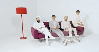 OK Go Star In Visually Stunning Chinese Commercial
