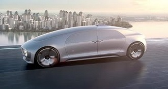 This Is The Future According To Mercedes-Benz