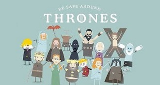 Dumb Ways To Die Is The Theme 'Game Of Thrones'