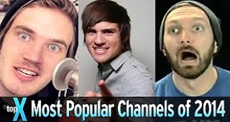 Ever Wonder Who The Most Famous Youtubers Are
