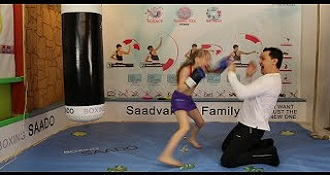 Russian Girl Boxer Can Probably Beat You Up