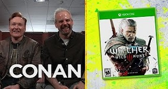 Conan Reviews The Witcher 3 Wild Hunt