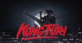 Kung Fury 1980's Action Comedy Movie