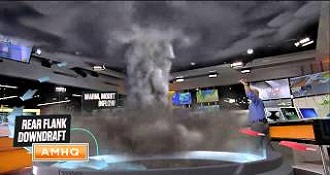 Pretty Cool 3D Visualization Of How A Tornado Works