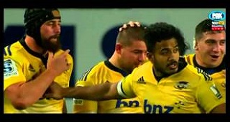 This Rugby Player Messes Up A High Five