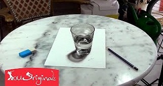 Unbelievable Art Amazing 3d Drawing Skills