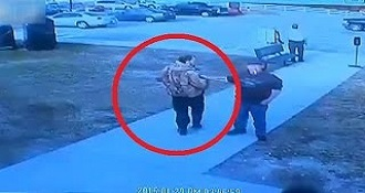 Inmate Walks Right Out Of Jail