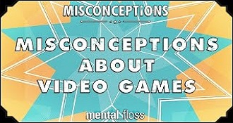 Misconceptions About Video Games