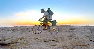 Biking The Sahara