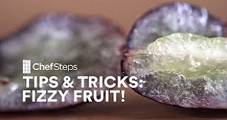 Impress Your Friends With Delicious Bubbly, Fizzy Fruit