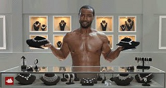 Isaiah And Terry Face Off In Old Spice Commercial