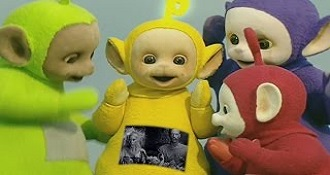 The Teletubbies Dancing To Nasty Sex Music