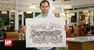 The Youngest Master Penman In The World