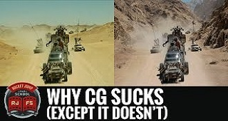 Why CG Doesn't Suck