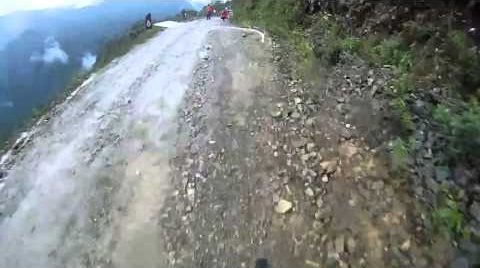 Biker's Epic Fail As An Unexpected GoPro Commercial