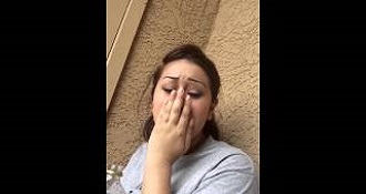 Girl Cries After Tasting Pepsi For First Time