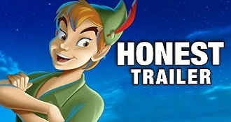 Honest Trailer Of Disney's Original Peter Pan