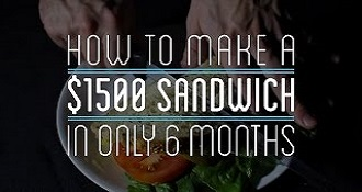 How To Make A Truly Homemade Sandwich In Only 6 Months