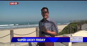 Reporter Has Completely Hilarious Reaction During Live Broadcast