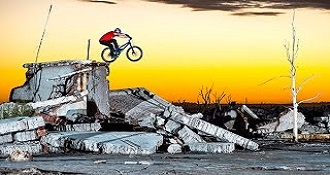 Danny MacAskill Shreds A Ghost Town