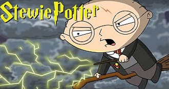 Fan Merges Family Guy With Harry Potter