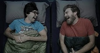 Two Guys Campin