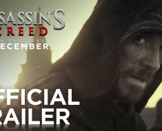 Assassin's Creed Trailer Is Even Better Than Sex