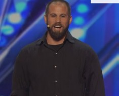 Jon Dorenbos shows his magic trick on America's Got Talent