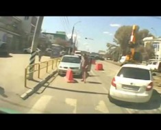 The Most Hilarious Road Rage Ever
