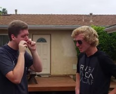 Two Colorblind Brothers See Color For The First Time