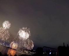 Seattle 4th Of July Fireworks Timelapse